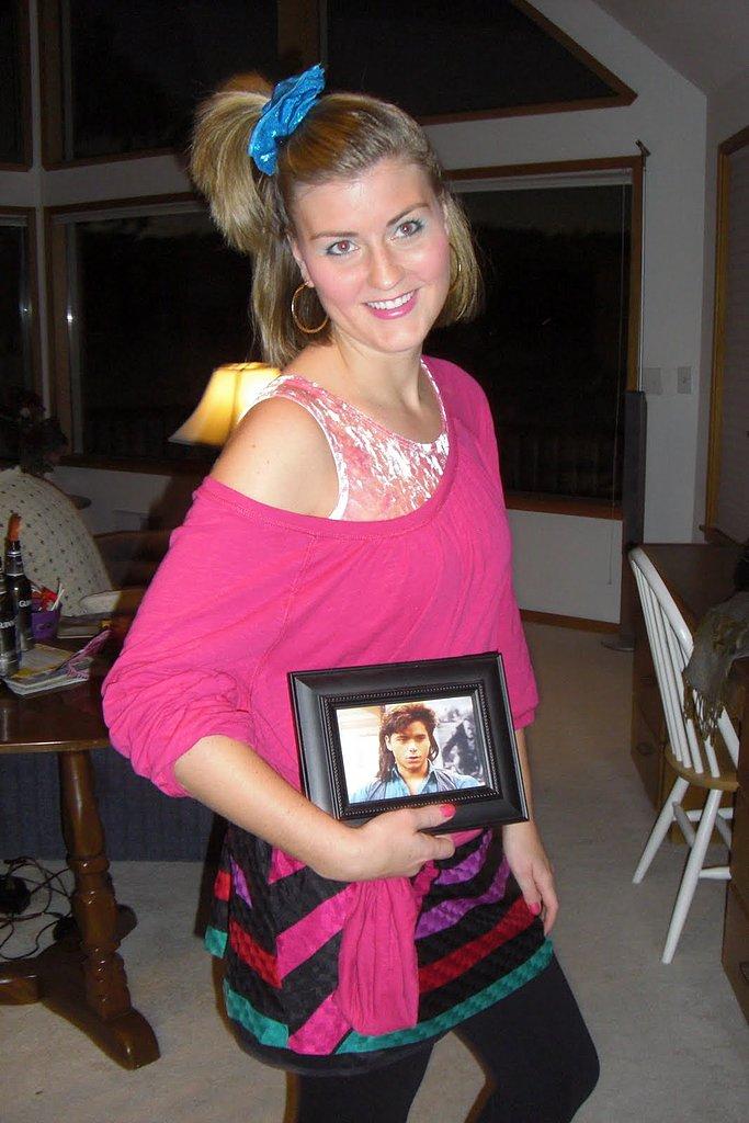Kimmy Gibbler: The Costume