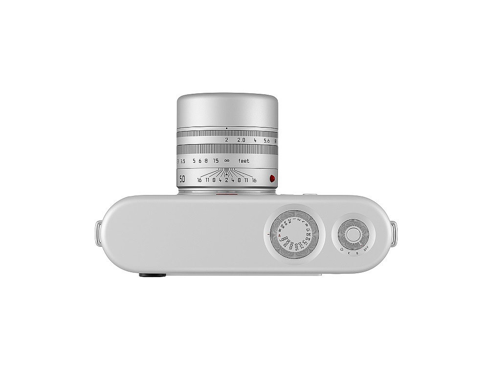 Leica M For (RED) — Top View