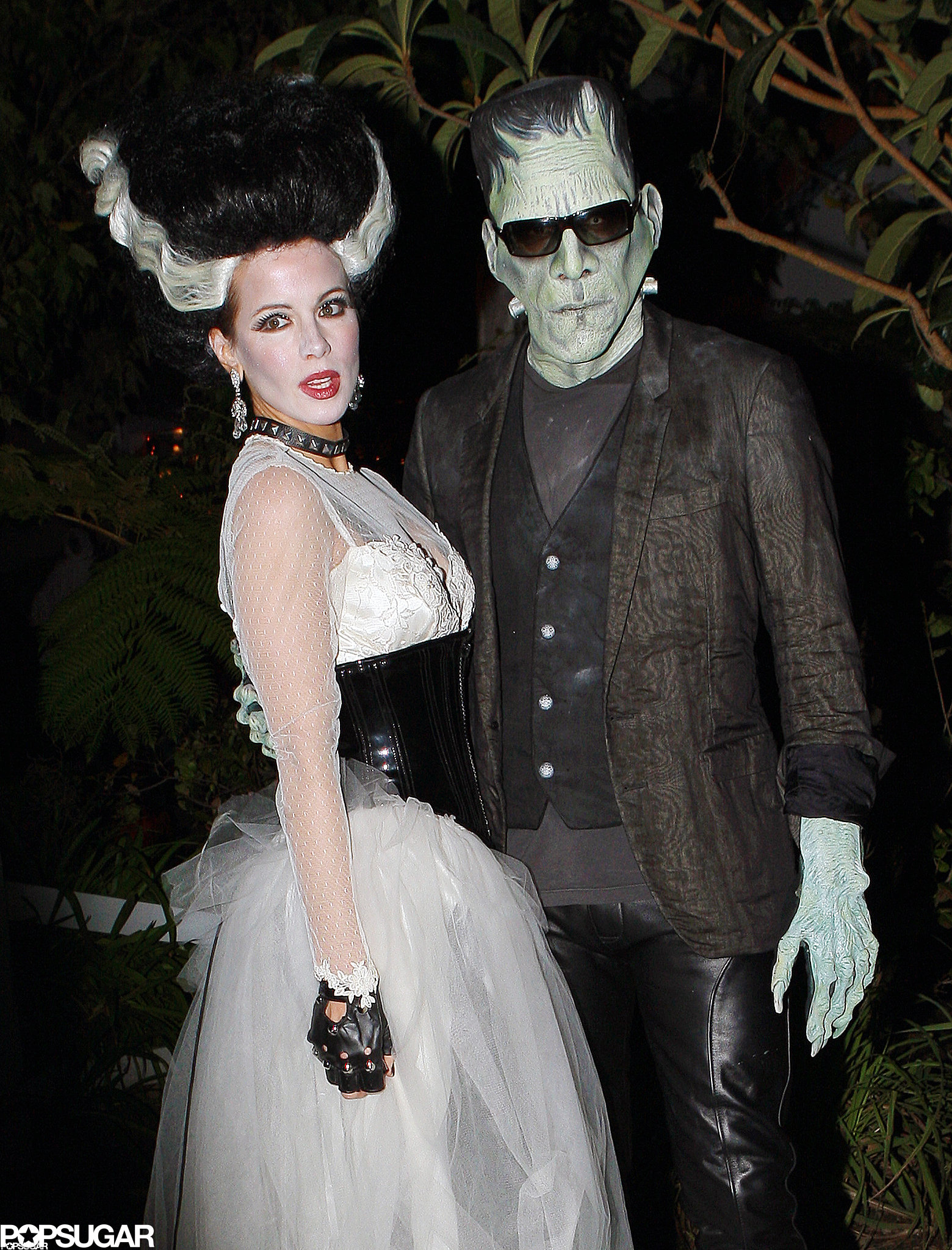 Iconic Couples For Halloween: Len Wiseman And Kate Beckinsale Went As Another Famous