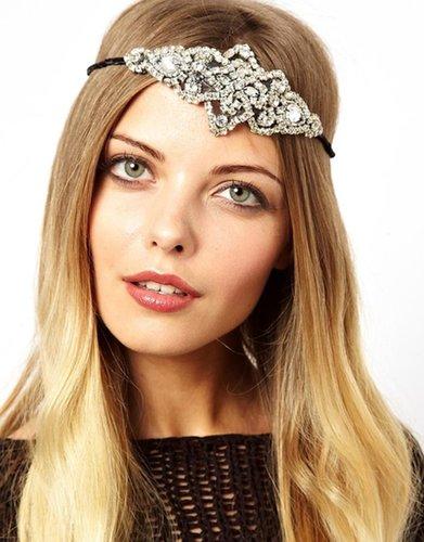 Rock N Rose Cressida Halo Headband