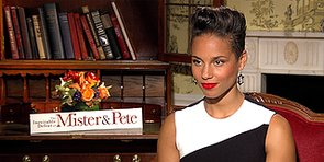 Alicia Keys Talks About Sharing Her Musical Talents on the Big Screen