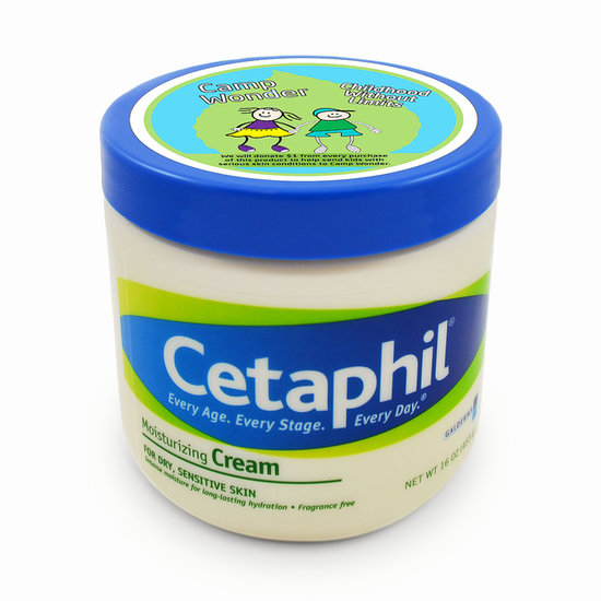 Cetaphil Moisturizing Cream | Camp Wonder Donation
