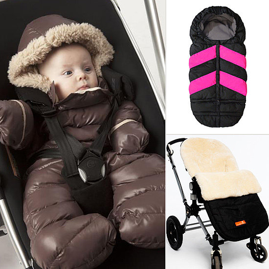 Bundle Up the Stroller Set With These Cozy Buntings