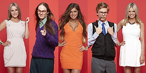Meet the Cast of Beauty and the Geek 2013