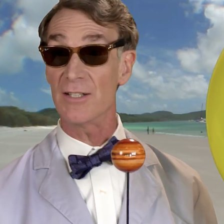 Bill Nye New Science Show