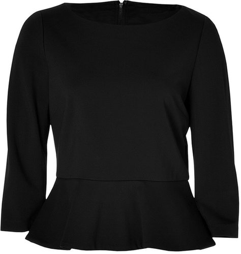 Steffen Schraut Metropolitan Top in Black