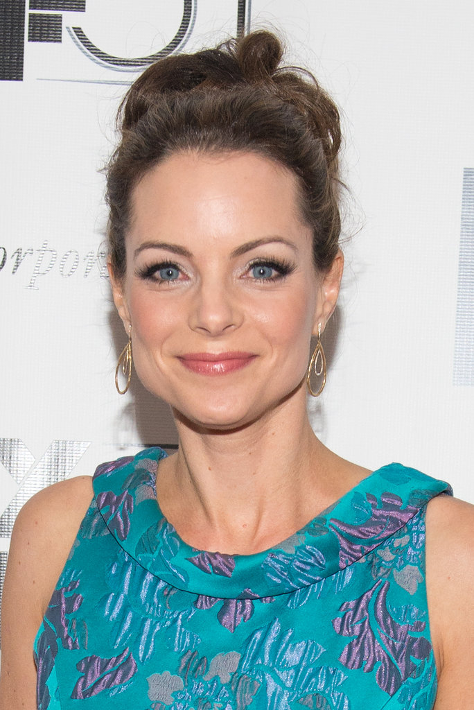 Kimberly Williams-Paisley went with a waved updo and flirty makeup at the All Is Lost, 12 Years a Slave, and Nebraska premieres.