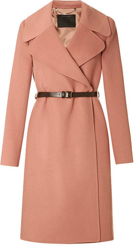 Marc Jacobs Double-Faced Cashmere Belted Coat