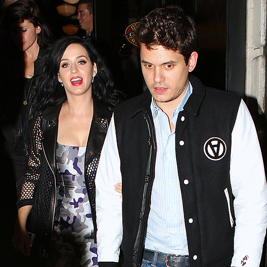 Katy Perry and John Mayer at SNL After Party Pictures