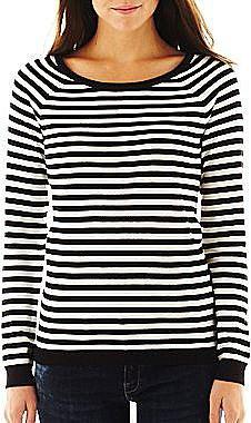 MNG by Mango® Striped Sweater