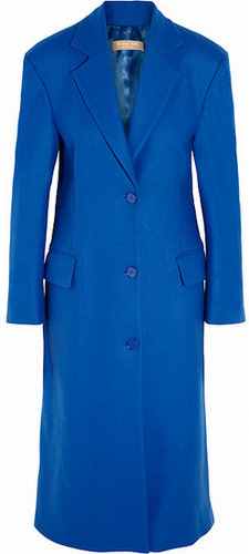 Michael Kors Wool-blend coat