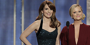 Tina and Amy Will Host the Next Two Golden Globes — Are You Excited?