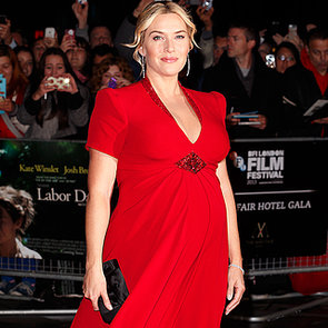 Kate Winslet Maternity Style