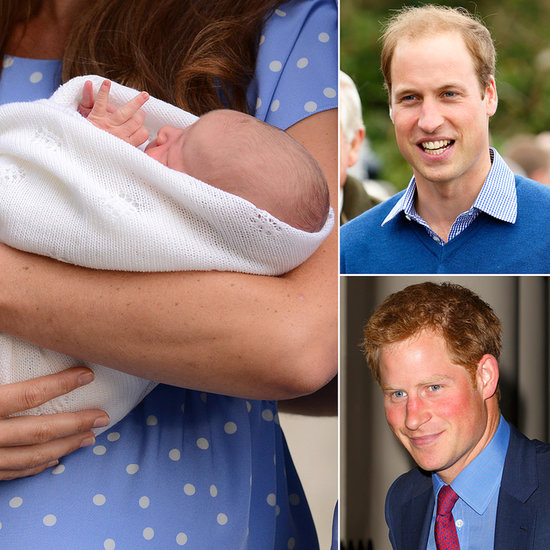 """The Royals Gush Over Little """"Georgie"""""""