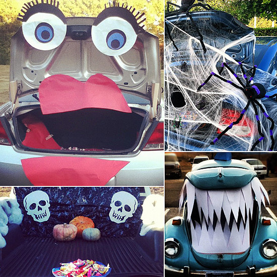 Easy Diy Trunk or Treat Ideas images