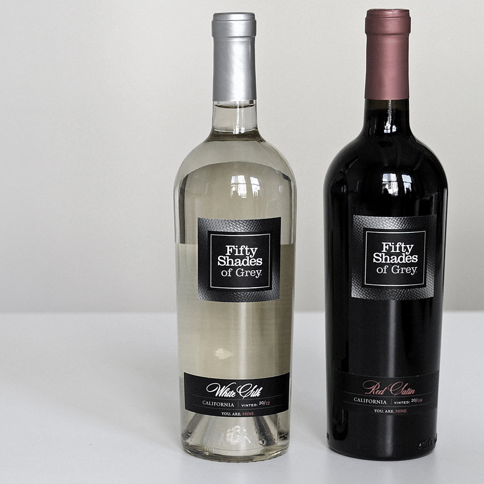 50 shades of grey wine review popsugar food for Bett 50 shades of grey