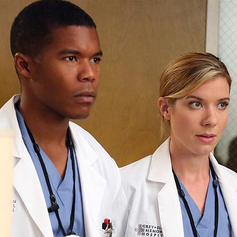"Grey's Anatomy Recap For ""I Bet It Stung"""