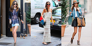 Miranda Kerr's Spring Weekend Style Guide
