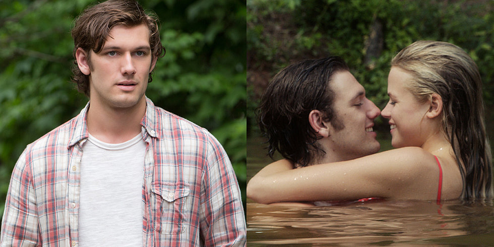 Alex Pettyfer Finds Endless Love . . . or Does He?