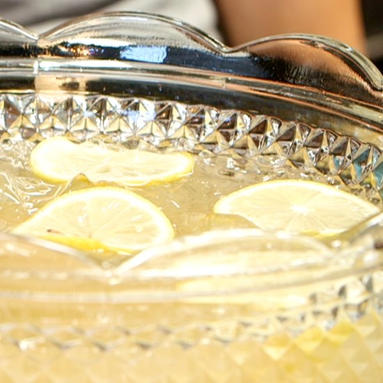 Scotch Whisky Punch Recipe