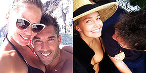 Couple Selfies, Birthdays and More of the Week's Cute Celebrity Candids