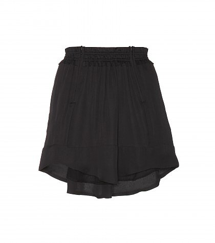 Isabel Marant - Myrtle silk mini skirt