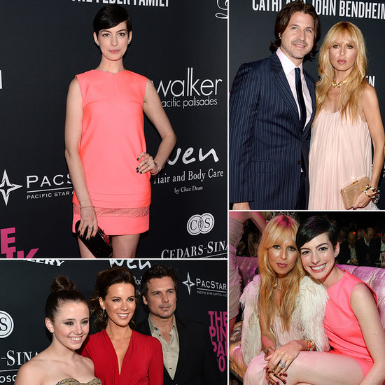 Anne Hathaway, Kate Beckinsale, and Rachel Zoe Come Together For a Great Cause