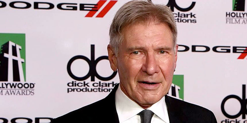 """Harrison Ford: """"I Didn't Even Know I Was Sick"""""""