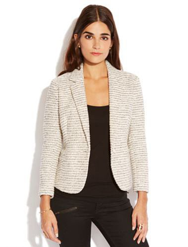 Black & White Blazer