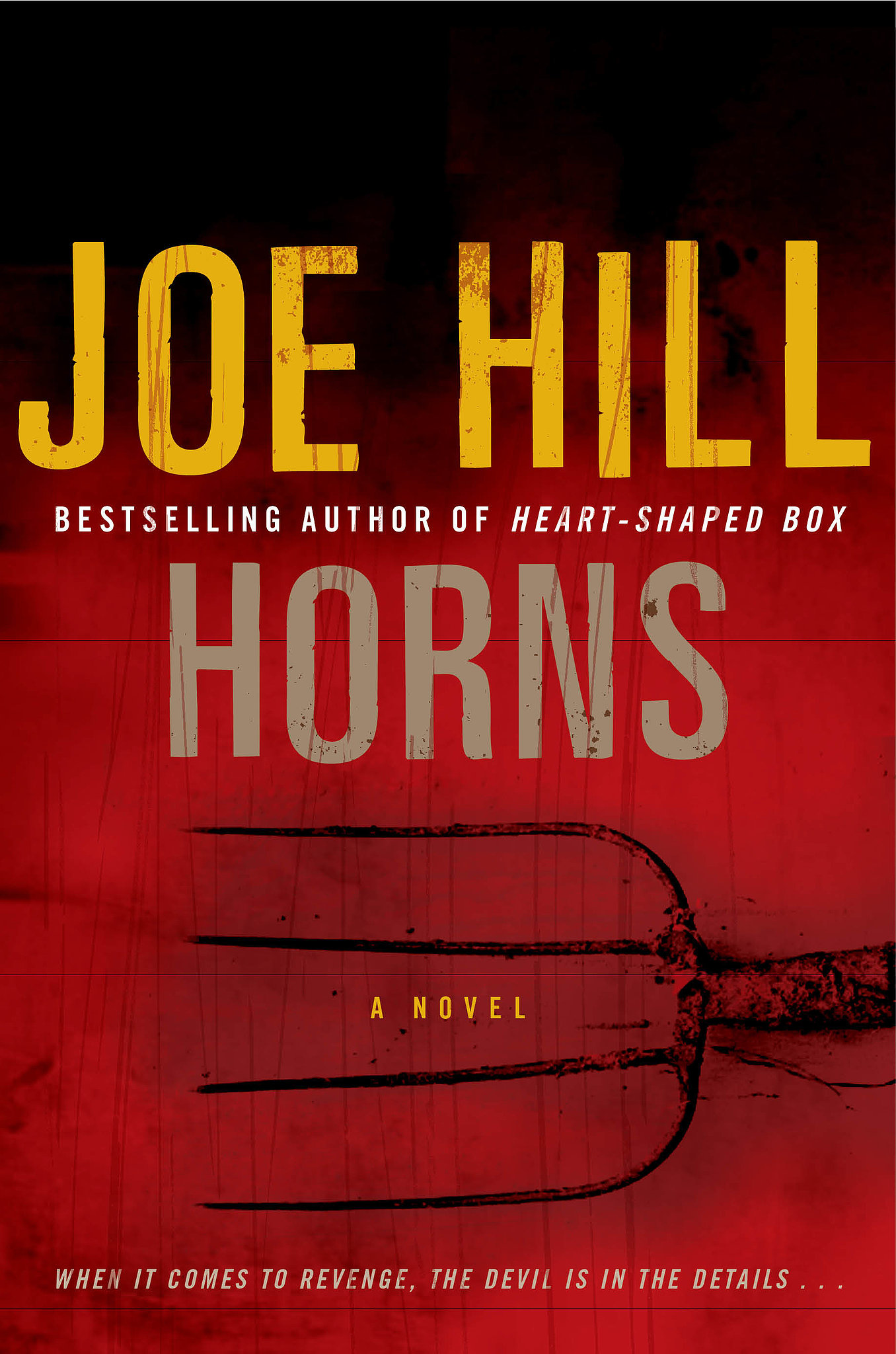 New Hampshire: Horns by Joe Hill