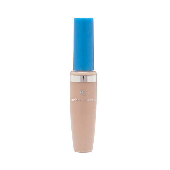 CoverGirl Fresh Complexion ($5) contains brightening pigments that help diffuse light, adding some luminosity to your face.