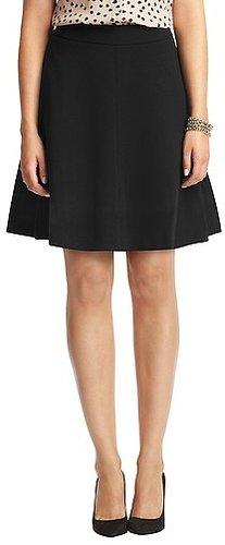 Circle Skirt in Mid Weight LOFT Scuba