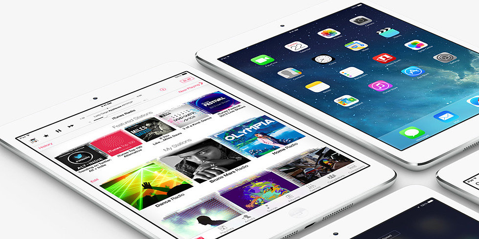 Retina iPad Mini Now at All Apple Stores Nationwide