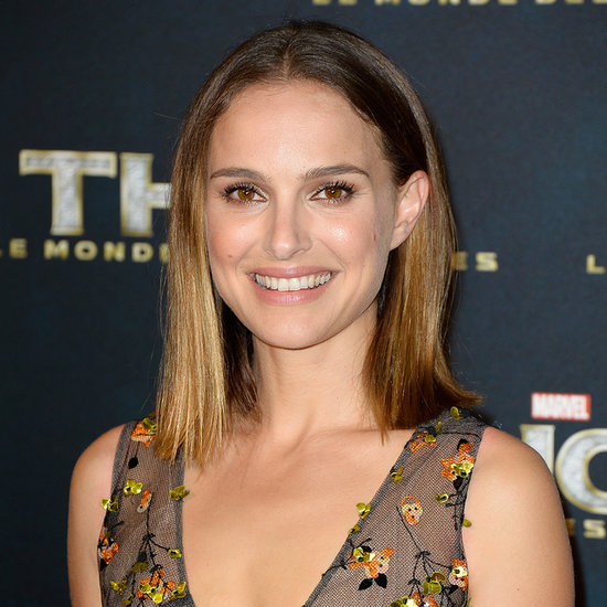 Natalie Portman New Haircut | October 2013
