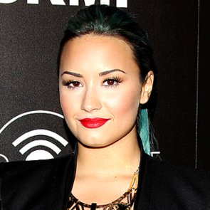 First Look At Demi Lovato's Nail Art Line