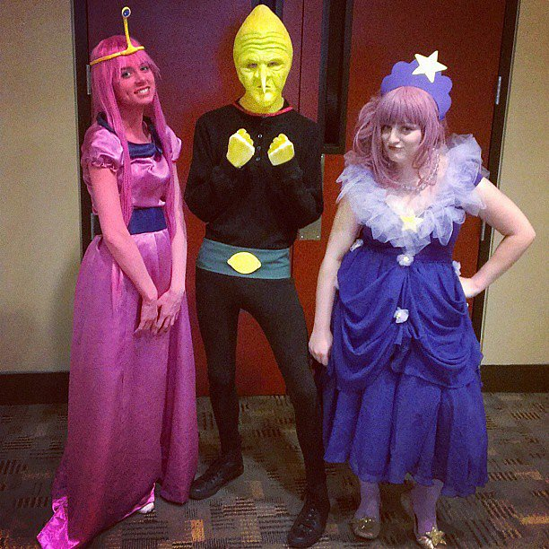 Princess Bubblegum Earl of