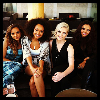Celebrity, Fashion, Beauty Instagram: Little Mix, Lorde