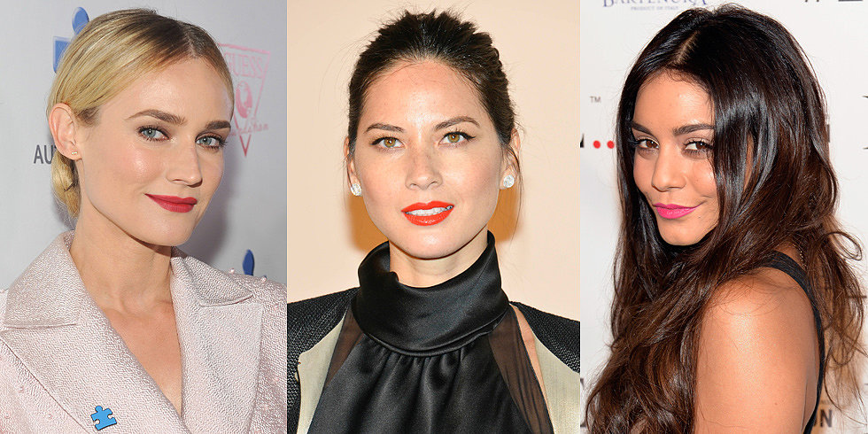 5 Ways to Wear a Bold Lip This Fall