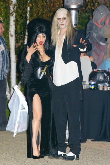 Josh-Duhamel-Fergie-dressed-up-Riff-Raff-from-Rocky-Horror