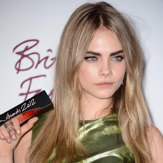 British Fashion Awards 2013 Nominees List in Full