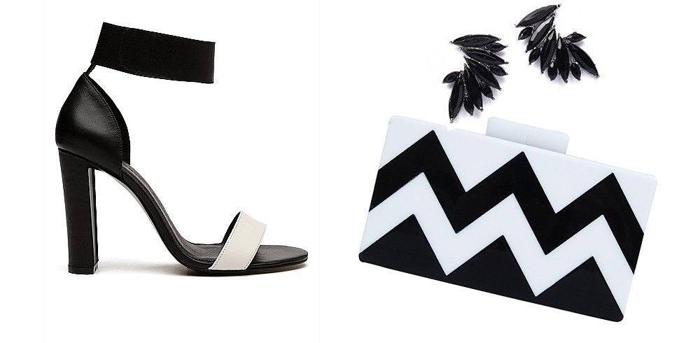 Editors' Picks: Black And White Accessories For Derby Day (And Always!)