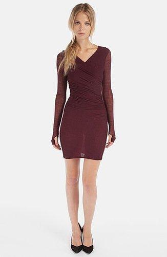 maje 'Donjon' Sheath Dress
