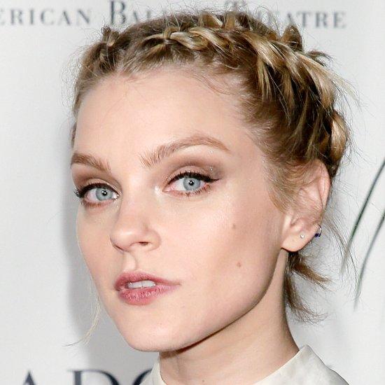 Jessica Stam 90's Makeup