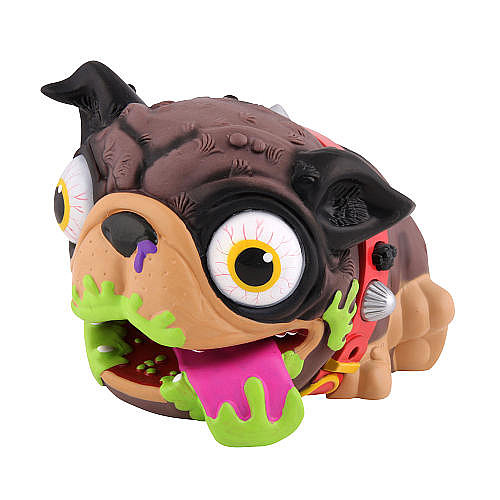 For 6-Year-Olds: The Ugglys Pug Electronic Pet