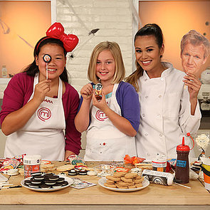 MasterChef Junior Halloween Challenge