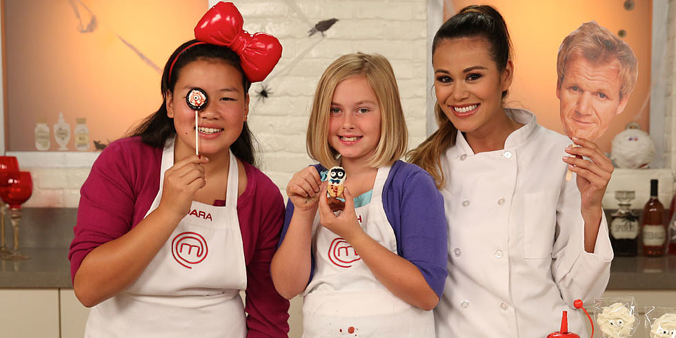 A Spooky MasterChef Junior Cookie Decoration Contest