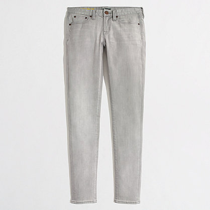 Factory skinny jean in grey