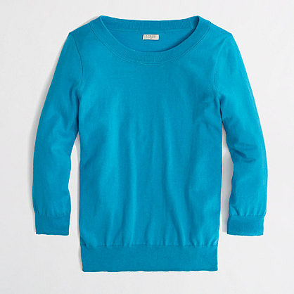 Factory cotton Charley sweater