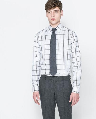Large Checked Shirt