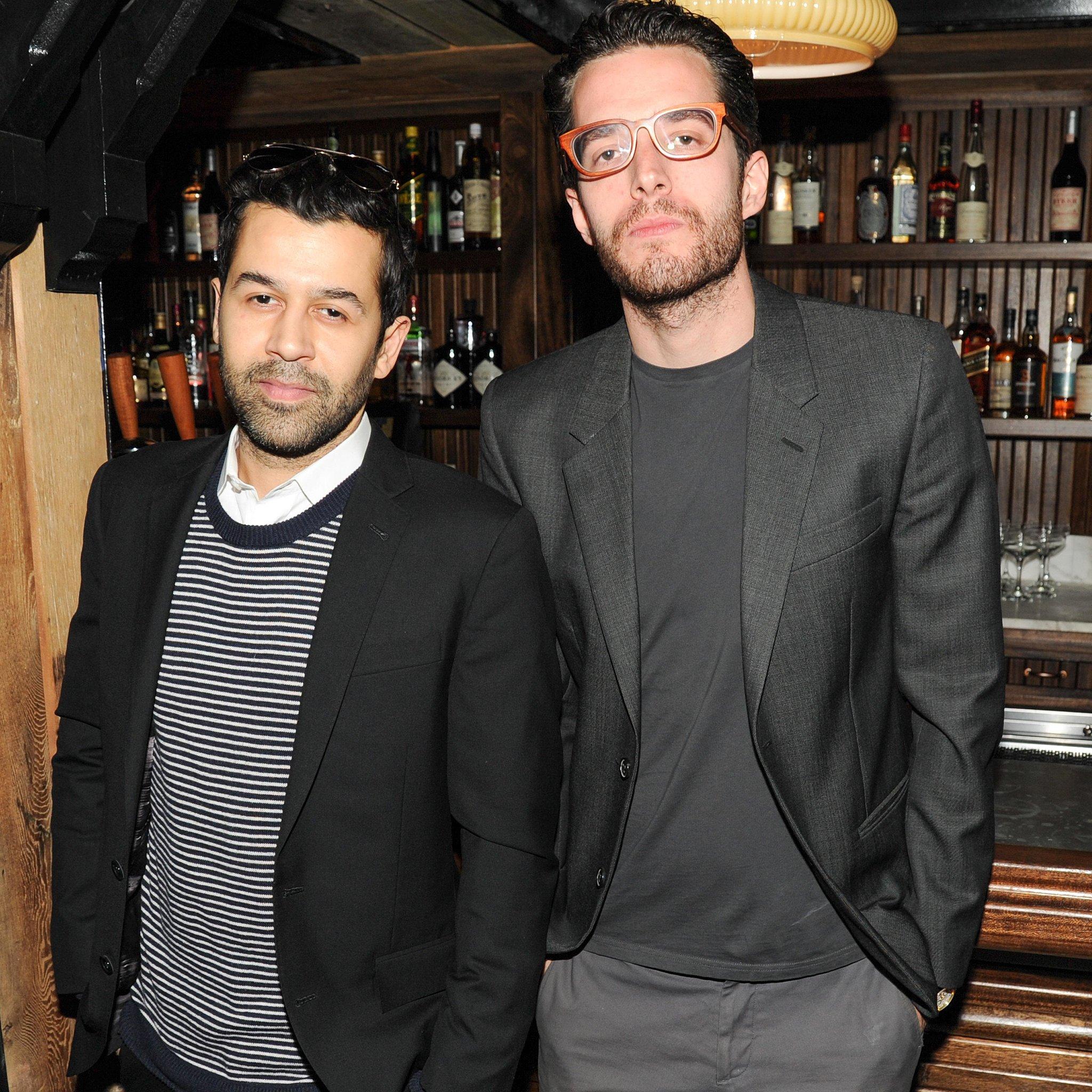 Justin Salguero and Daniel Silberman